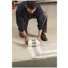 Steps for Brady PaintStripe Line Marking Stencil