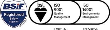 BSiF and BSI Assurance Marks.