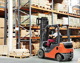 Warehouse & Industrial Handling