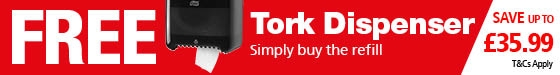 Free Tork Dispenser