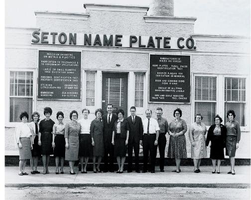 Seton Name Plate Co.