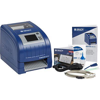 BradyPrinter S3000 Sign and Label Printer