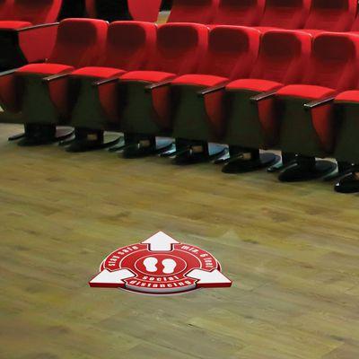 Auditorium Social Distancing Kits