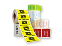 Safety Labels & Business Stickers