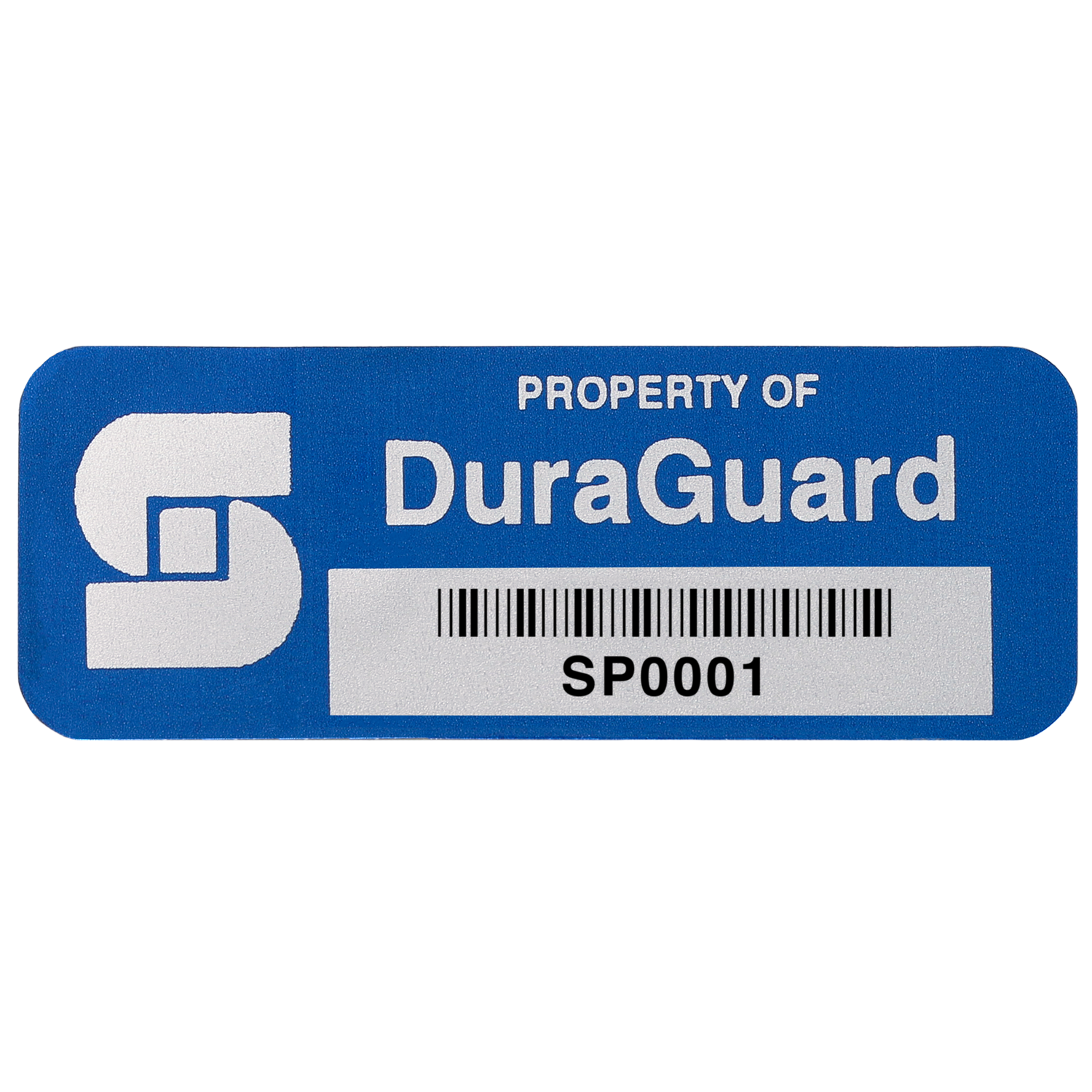 Premium Polyester Asset Tags