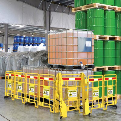 New Warehouse & Facility Safety Products