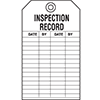 Inspection Tags & Equipment