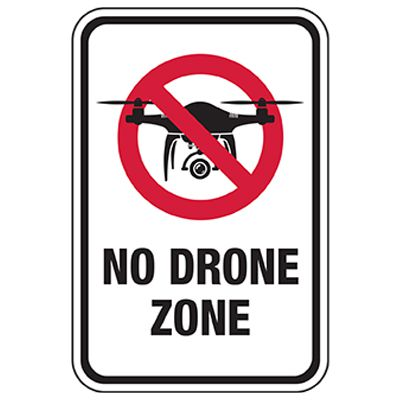 Drone Signs