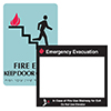 Emergency & Evacuation Signs