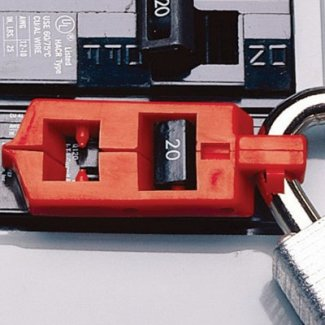 120V Snap-On Breaker Lockouts