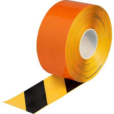 ToughStripe Thick Black/Yellow Floor Marking Tape