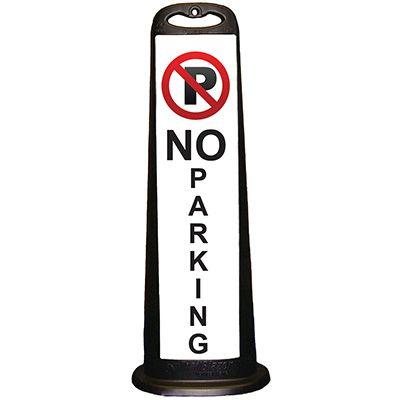 Trailblazer Vertical Panel - No Parking