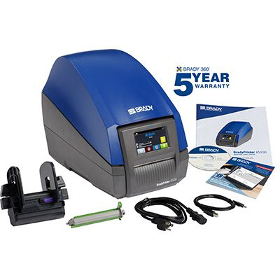 BradyPrinter i5100 300dpi Label Printer