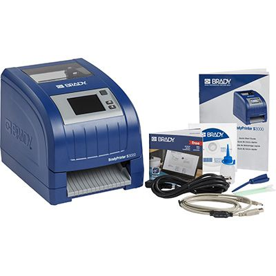 BradyPrinter S3000 Portable Label Printer