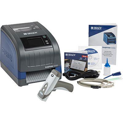 Brady Workstation Barcode Printer and Scanner