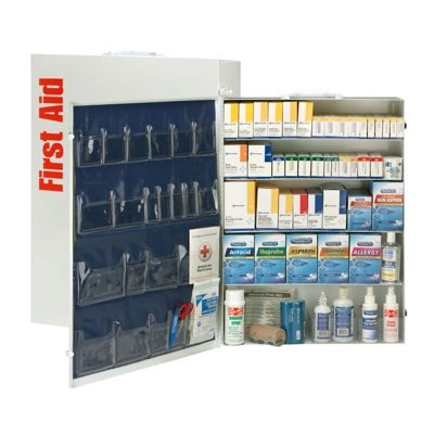 200-Person Large Industrial First Aid Station
