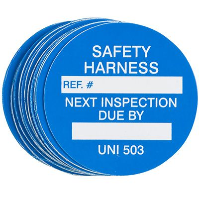 Universal Tag Safety Harness Inserts