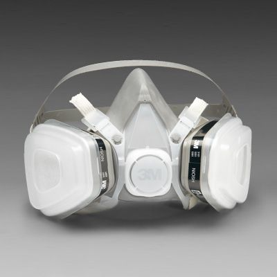3M™ 5000 Series Half Facepiece  Organic Vapor/P95 Respirators
