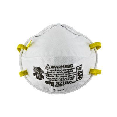 3M™ 8210Plus N95 Particulate Respirator 8210P
