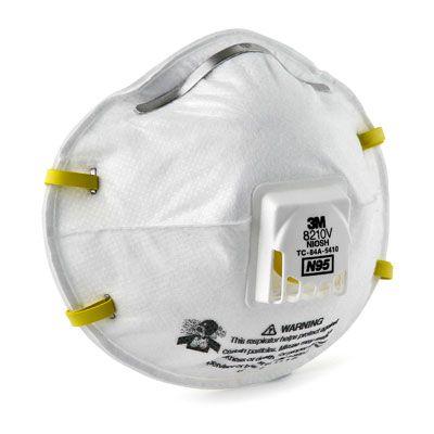 3M™ 8210V N95 Particulate Respirator 8210V