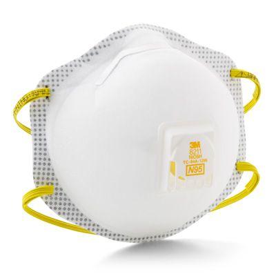 3M™ 8211 N95 Particulate Respirator 70071042553