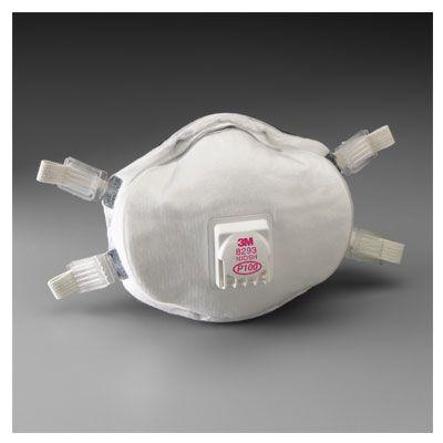 3M™ 8293 P100 Particulate Respirator 8293