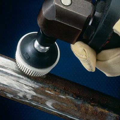3M Abrasive - Scotch-Brite™ Roloc Bristle Discs 048011-18734