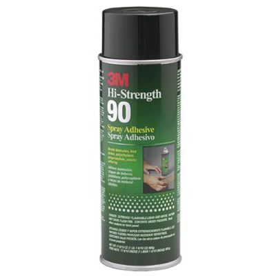 3M Industrial - Hi-Strength 90 Spray Adhesive 021200-30023