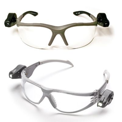 3M® Light Vision® 2 Protective Eyewear with LED Lights