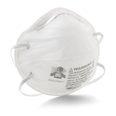 3M™ 8240 R95 Particulate Respirator 70070843860
