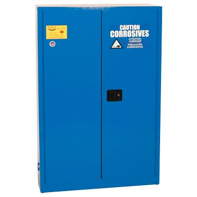 Eagle 45 Gallon Safety Cabinet CRA-47