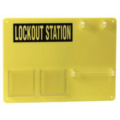 5-Lock Board (Board Only)