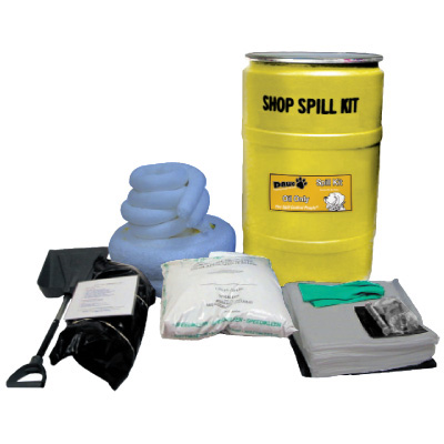 DAWG® 55 Gallon Shop Spill Kits
