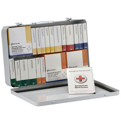 75 Person 36 Unit First Aid Kit, ANSI A+