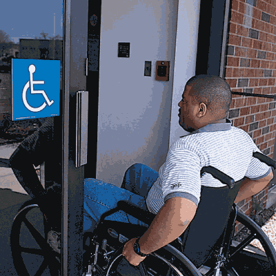 Handicap Accessible Symbol Signs - ADA