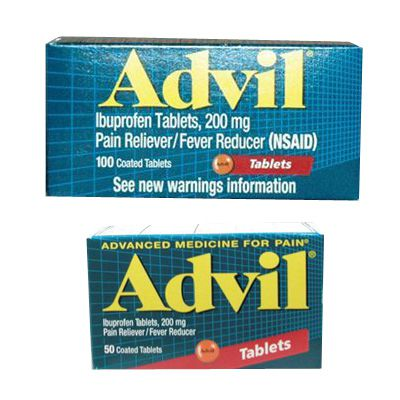 Advil® Ibuprofen Tablets