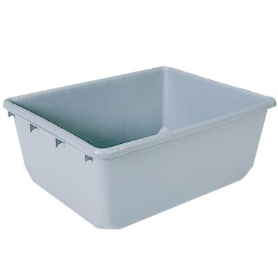 Akro-Mils Tubs for Akro-Tub Racks 34240GREY