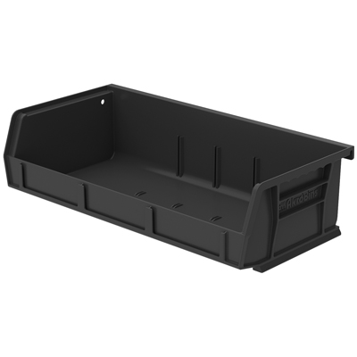 AkroBin Storage Bins, 11W x 3H x 5-3/8L