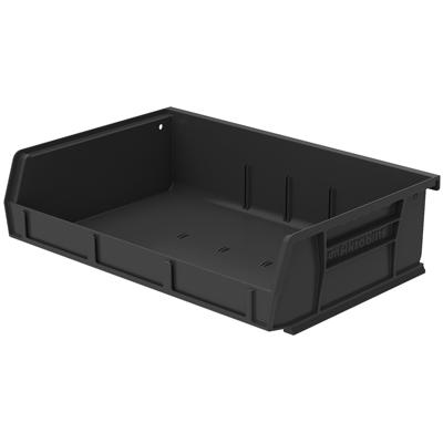AkroBin Storage Bins, 11W x 3H x 7-3/8L