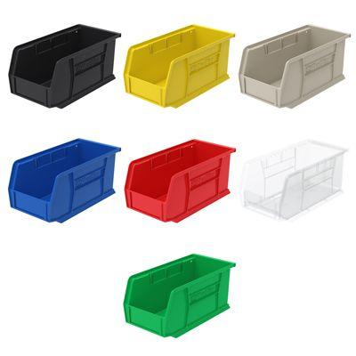 AkroBin Storage Bins, 5-1/2W x 5H x 10-7/8L