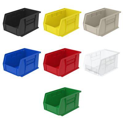 AkroBin Storage Bins, 6W x 5H x 9-1/4L