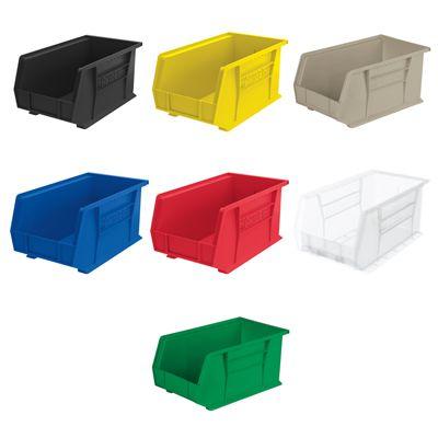 AkroBin Storage Bins, 8-1/4W x 7H x 14-3/4L