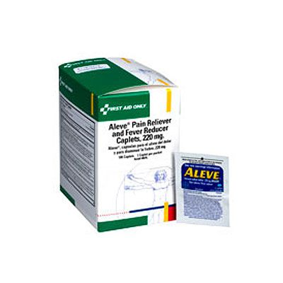 Aleve® Pain Reliever and Fever Reducer Caplets 90010