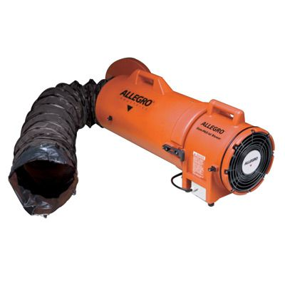 Allegro® Explosion-Proof  COM-PAX-IAL Blower with Canister, 8