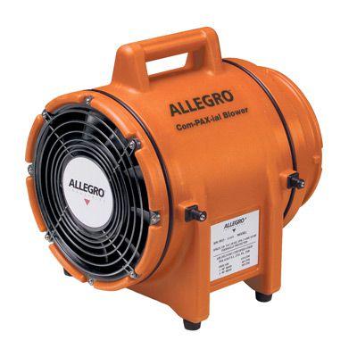 Allegro® Plastic COM-PAX-IAL Blower