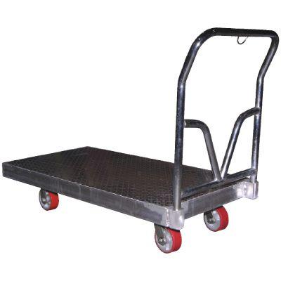 Aluminum Treadplate Platform Trucks