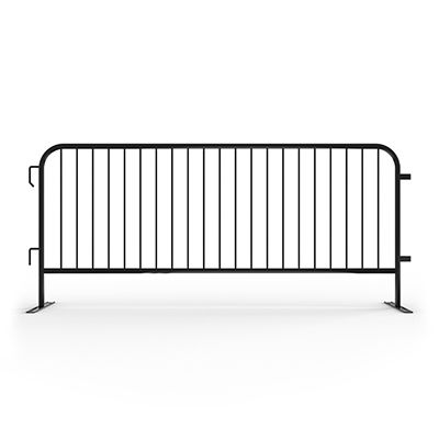 Colored Steel Barricades - 8.5ft
