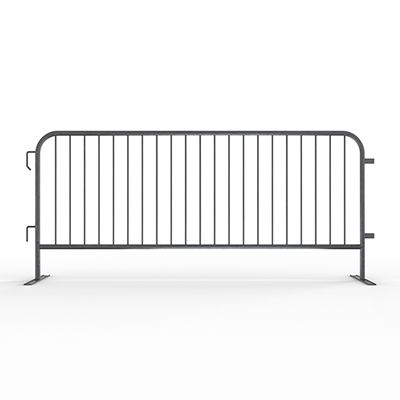 Economy Metal Barricades - 8.5ft