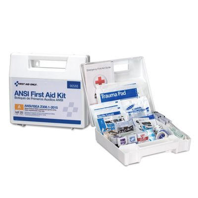 ANSI 25-Person Class A First Aid Kit