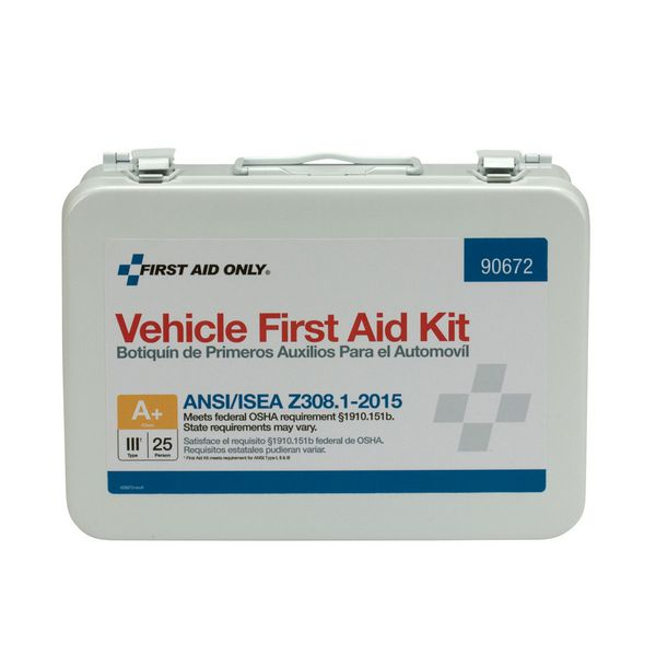 First Aid Only 25-Person Class A+ First Aid Kit